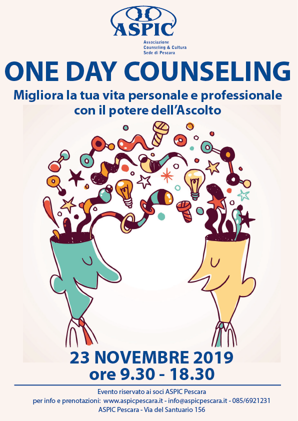 ONE DAY COUNSELING